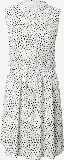 Aligne Robe-chemise 'DOMINIQUE' en blanc, Vue avec produit
