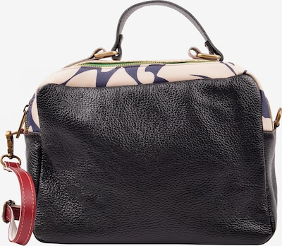 ebarrito Umhängetasche 'LOTTO BAG' in braun / schwarz, Produktansicht
