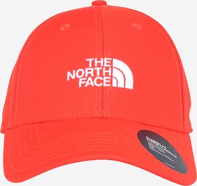 THE NORTH FACE Športová šiltovka - ohnivo červená / čierna / biela, Produkt