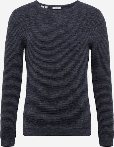 SELECTED HOMME Pullover 'SHXNEWVINCE' in grau / dunkelgrau, Produktansicht