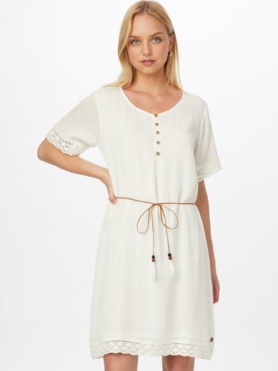 Eight2Nine Košeľové šaty - šedobiela, Model/-ka