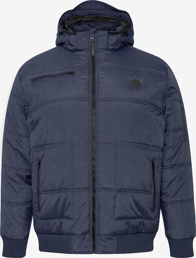 BLEND Winterjacke 'BT BORIS' in dunkelblau, Produktansicht