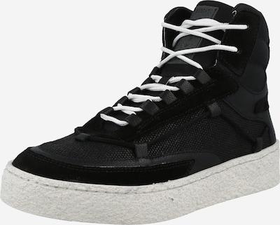 Greyderlab Augstie brīvā laika apavi, krāsa - melns, Preces skats