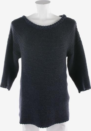 Odeeh Pullover / Strickjacke in S in dunkelblau, Produktansicht
