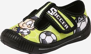 Chaussure basse 'Soccer' BECK en jaune