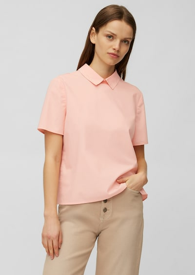 Marc O'Polo DENIM Bluse in rosa, Modelansicht