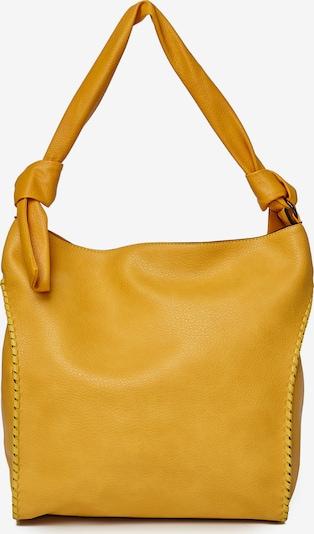 HARPA Schultertasche in gelb, Produktansicht