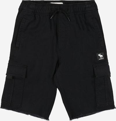 Abercrombie & Fitch Shorts in schwarz, Produktansicht