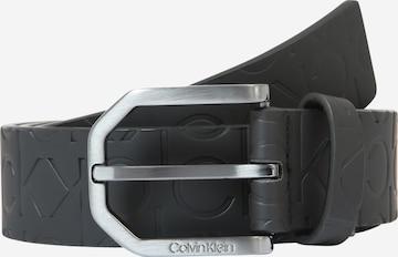 Calvin Klein Колан в черно