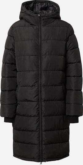 PIECES Between-seasons coat in black, Item view
