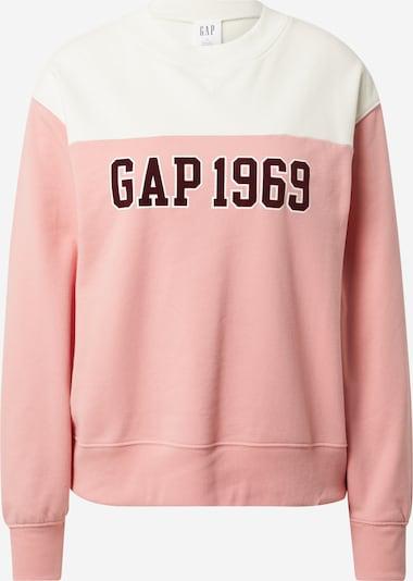 GAP Sweatshirt in de kleur Pink / Wit, Productweergave