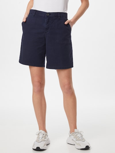 EDC BY ESPRIT Shorts in navy, Modelansicht