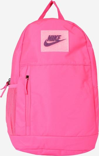 Nike Sportswear Rucksack in neonpink, Produktansicht