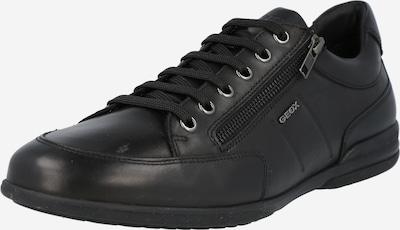 GEOX Sporta apavi ar šņorēm 'TIMOTHY', krāsa - melns, Preces skats