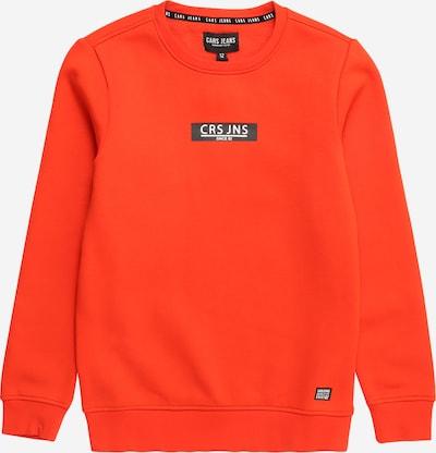 Bluză de molton 'HEMSER ' Cars Jeans pe portocaliu / negru / alb, Vizualizare produs