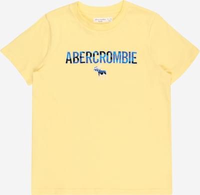 Abercrombie & Fitch Shirt in blau / nachtblau / hellblau / gelb, Produktansicht