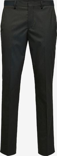 SELECTED HOMME Pantalon à plis 'MYLOLOGAN' en vert foncé, Vue avec produit