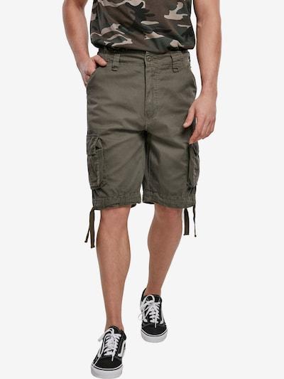 Brandit Kargo bikses, krāsa - haki, Modeļa skats