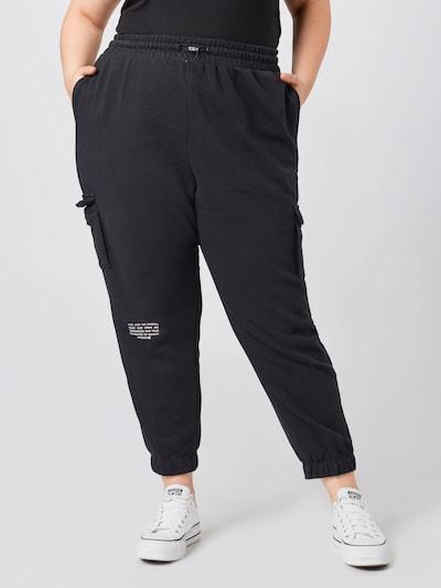 Nike Sportswear Kapsáče - černá / bílá, Model/ka