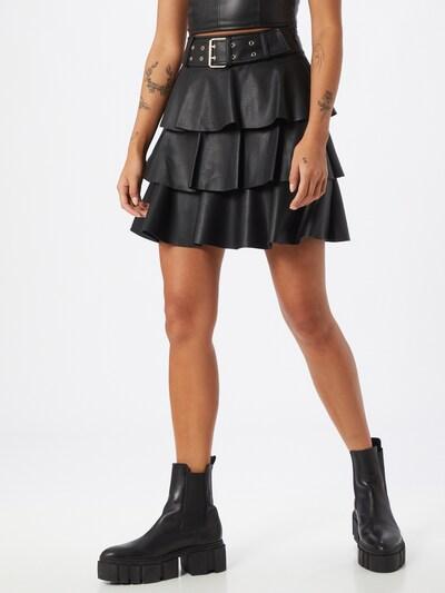 River Island Rok in de kleur Zwart, Modelweergave
