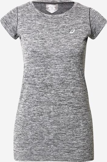 ASICS Functioneel shirt in de kleur Zwart / Wit, Productweergave