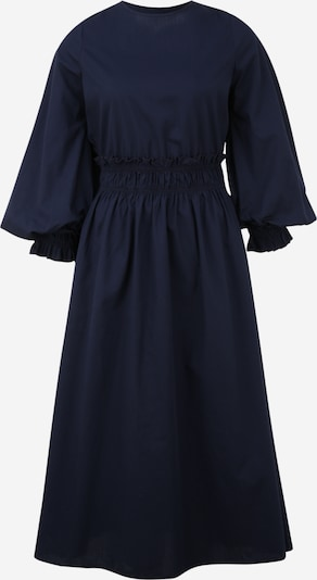 Vero Moda Tall Robe 'APRIL' en bleu foncé, Vue avec produit