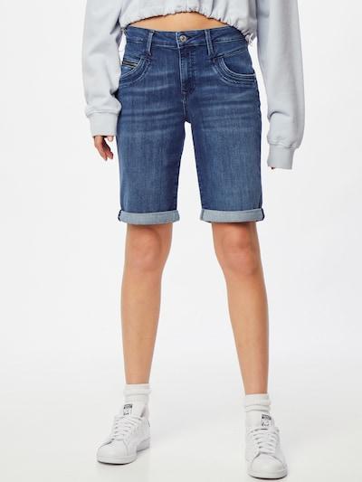 Mavi Jeans 'ALINA' in blue denim, Modelansicht