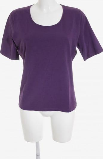 Joe Taft Kurzarmpullover in XL in violettblau, Produktansicht