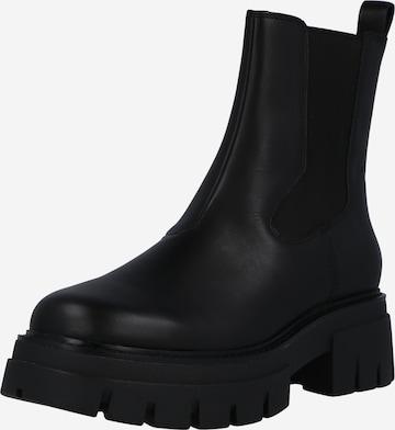 Chelsea Boots 'Lenny' ASH en noir