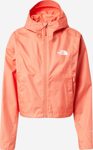 THE NORTH FACE Jacke 'Quest' in Orange