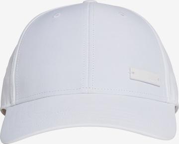 ADIDAS PERFORMANCE Spordinokamüts, värv valge