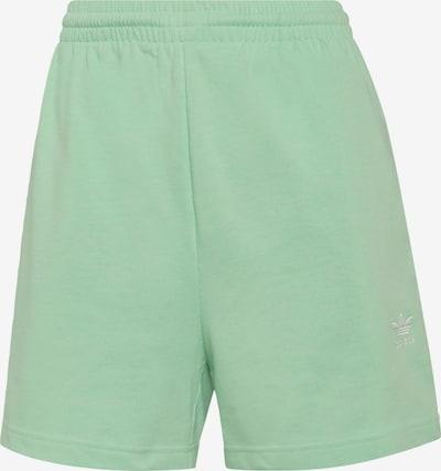 ADIDAS ORIGINALS Shorts 'Essentials' in mint, Produktansicht