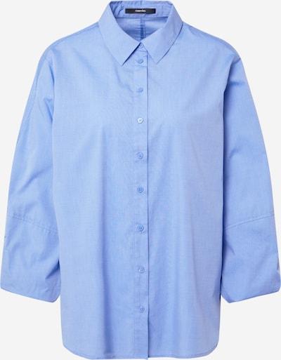Someday Bluse 'Zolumen' in rauchblau, Produktansicht