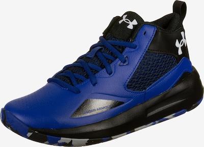 UNDER ARMOUR Sportschoen in de kleur Blauw / Zwart, Productweergave