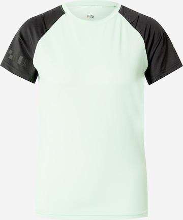 Rukka Funksjonsskjorte 'MENON' i grønn