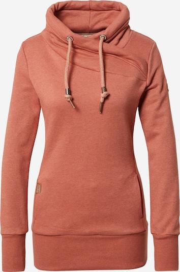 Ragwear Sweatshirt ' Neska ' in hellorange, Produktansicht