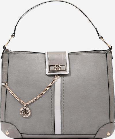 River Island Дамска чанта в сиво / бяло, Преглед на продукта