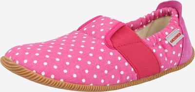 GIESSWEIN Kapcie 'Silz' w kolorze różowy / białym, Podgląd produktu