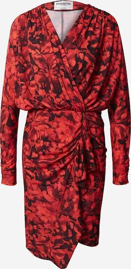 Essentiel Antwerp Dress 'Wamp' in red / black, Item view