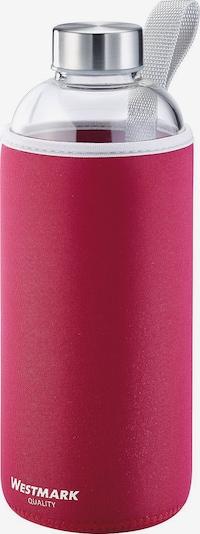 WESTMARK Kanne 'Viva' 1l in rot / silber, Produktansicht