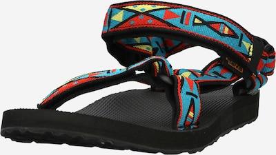 TEVA Sandalen in de kleur Gemengde kleuren, Productweergave