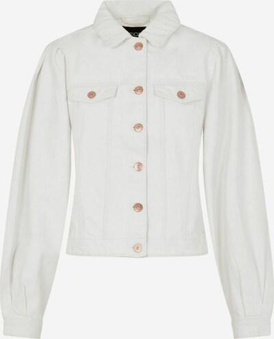 PIECES Jacke in weiß, Produktansicht