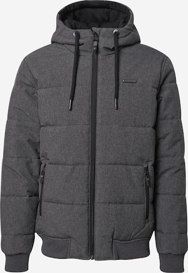 Ragwear Tussenjas 'TURI' in de kleur Donkergrijs, Productweergave