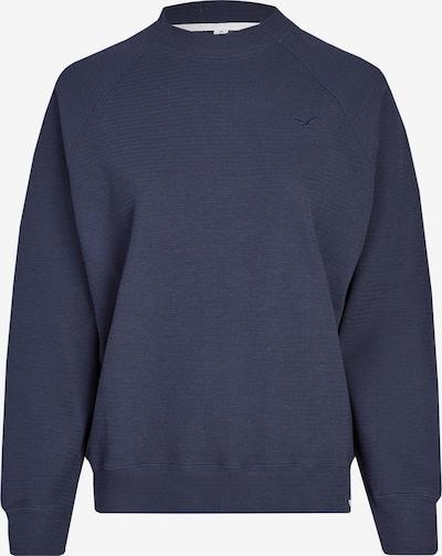 Cleptomanicx Pullover in enzian, Produktansicht