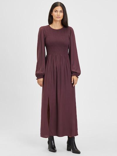 LASCANA Šaty - baklažánová, Model/-ka