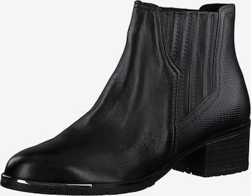 MARCO TOZZI Ankle Boots in Schwarz