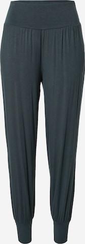Hummel Спортен панталон 'FIONA' в зелено