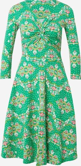 Blutsgeschwister Jurk in de kleur Jade groen / Gemengde kleuren, Productweergave
