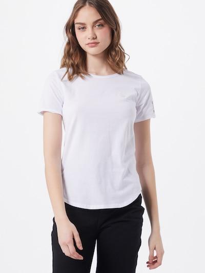 G-Star RAW Shirt 'Mysid' in weiß, Modelansicht