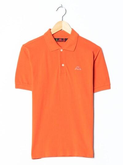 KAPPA Polohemd in M in mandarine, Produktansicht